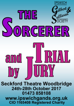 Trial by Jury & The Sorcerer 2017